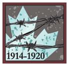 Canadian First World War Internment Rec Fund logo